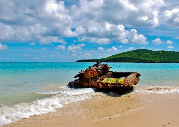Favorite Things To Do In Pueto Rico Culebra Island A Small Off The