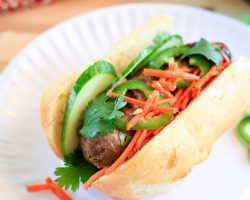 Banh Mi Brats | The Noshery