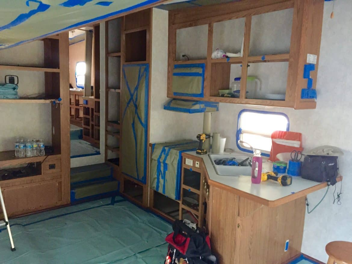 Plasti Dip Kitchen Cabinets How To Paint Camper Interior The Noshery