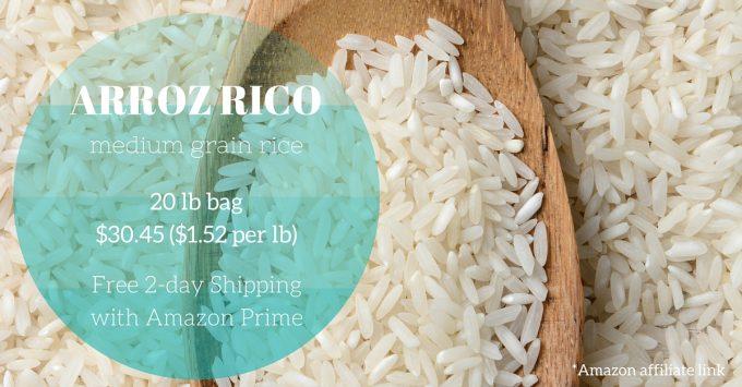 Medium Grain Rice (3)