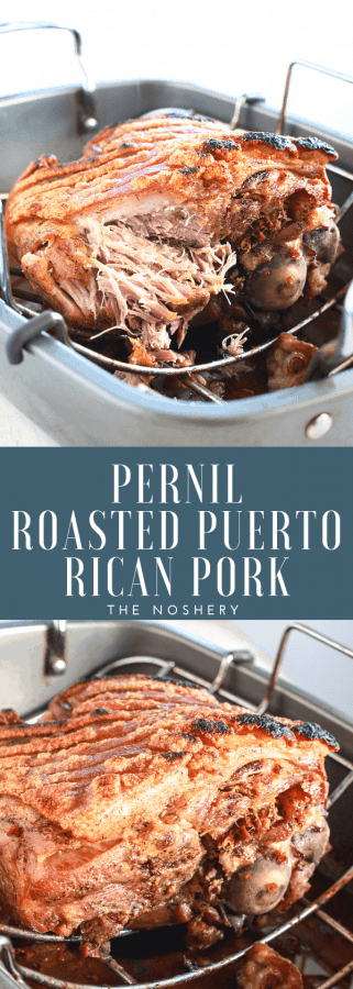 Pernil (Roasted Puerto Rican Pork) | The Noshery