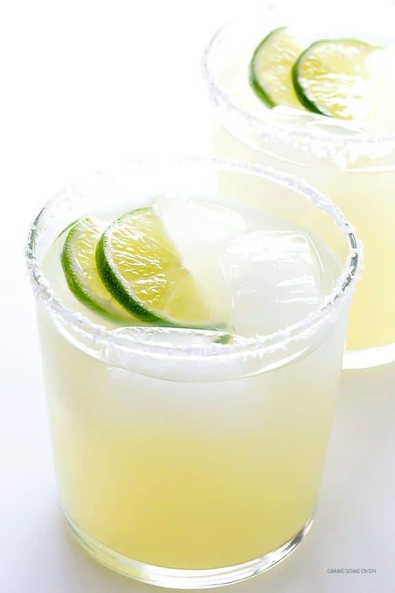 A Round of Margaritas! | Mezcal Margaritas - Gimme Some Oven