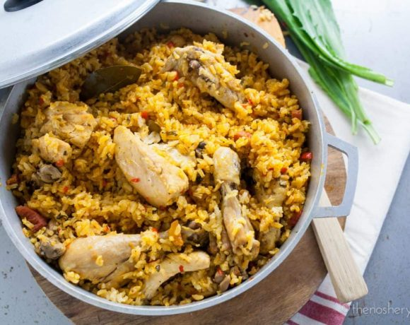Arroz con Pollo | How to Make Puerto Rican Chicken and Rice