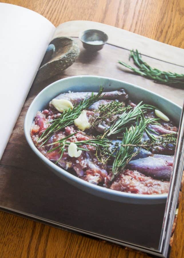 Savor: Rustic Recipes Inspired by Forest, Field, and Farm   TheNoshery.com