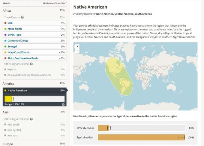 My AncestryDNA : The Story of Puerto Rico | TheNoshery.com