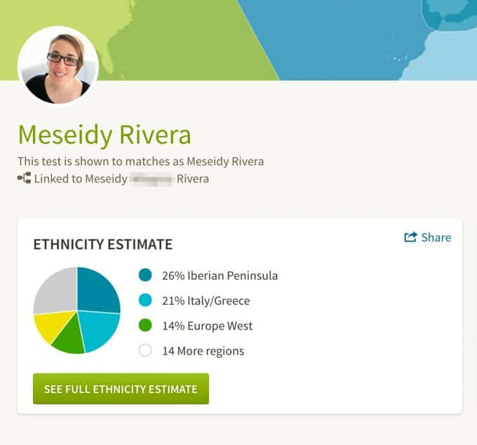 My AncestryDNA : The Story of Puerto Rico | TheNoshery.com