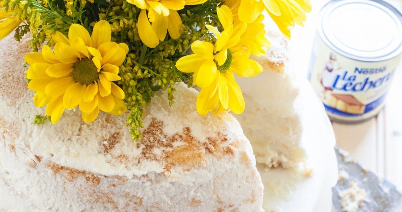 Pineapple Dream Angel Food Cake Recipe