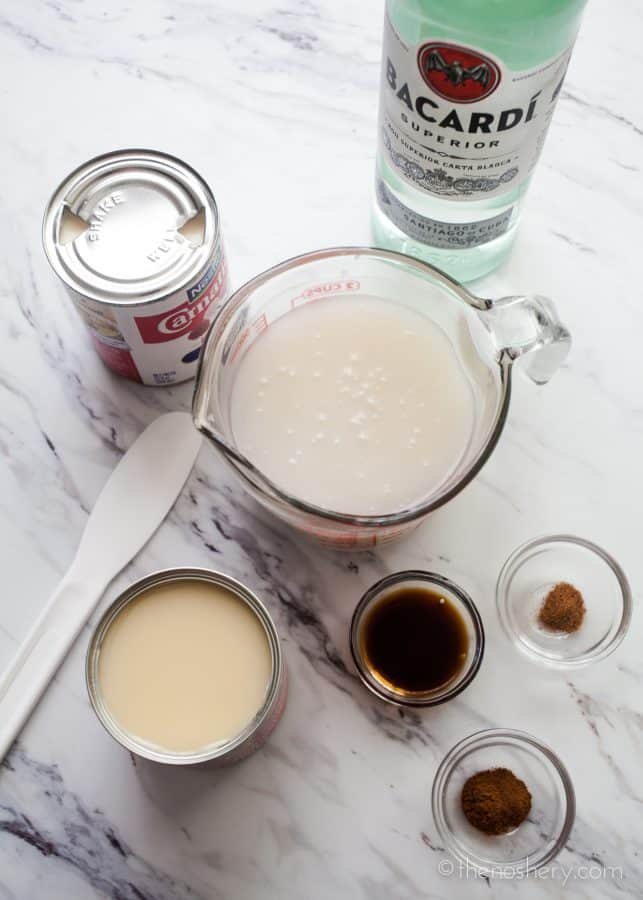 Coquito: Puerto Rican Coconut Nog | The Noshery
