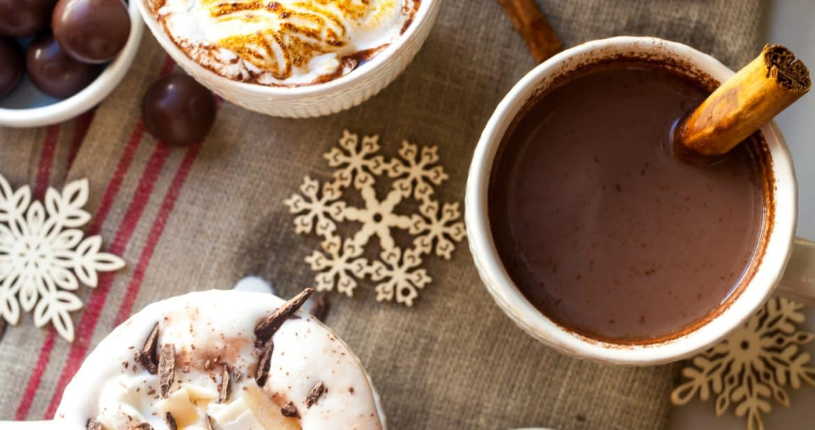 Elevating Hot Chocolate