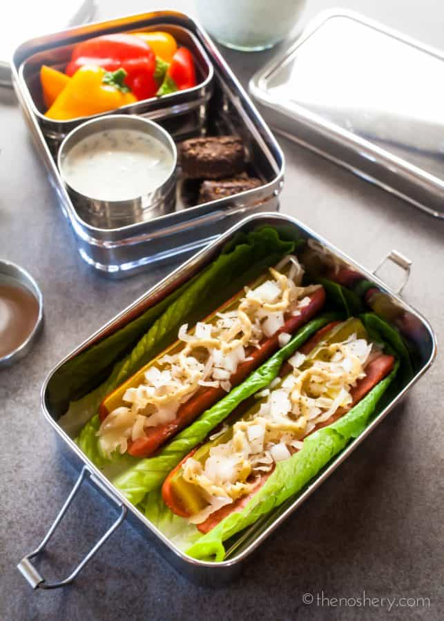 Calories In Small Hot Dog No Bun