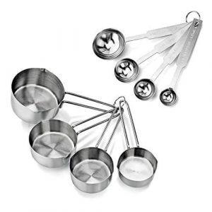 mesuring spoons