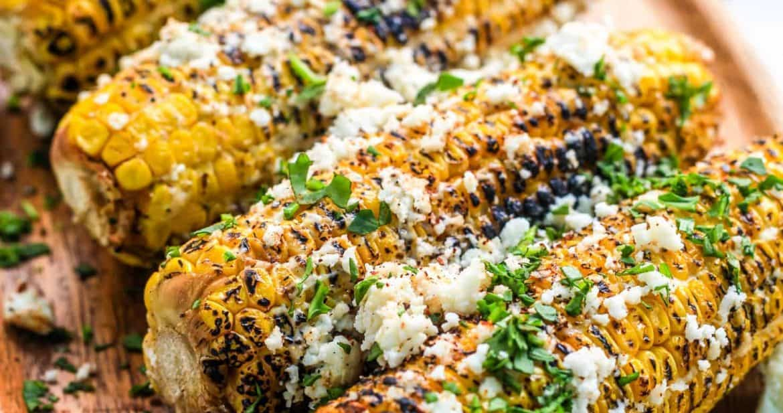 Elote Corn (Mexican Street Corn)