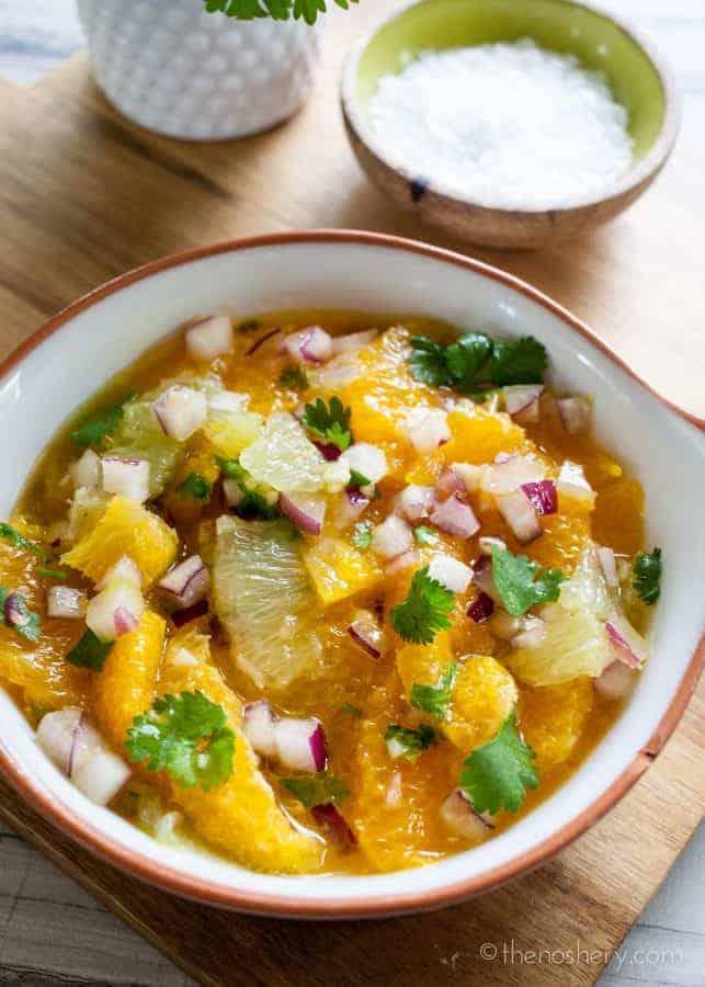 Orange Salsa   TheNoshery.com