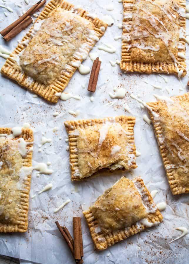 Pumpkin Chai Hand Pies | The Noshery