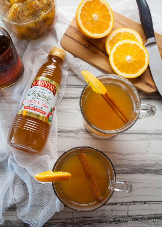 Spiced Orange Shrub Hot Toddy   The Noshery
