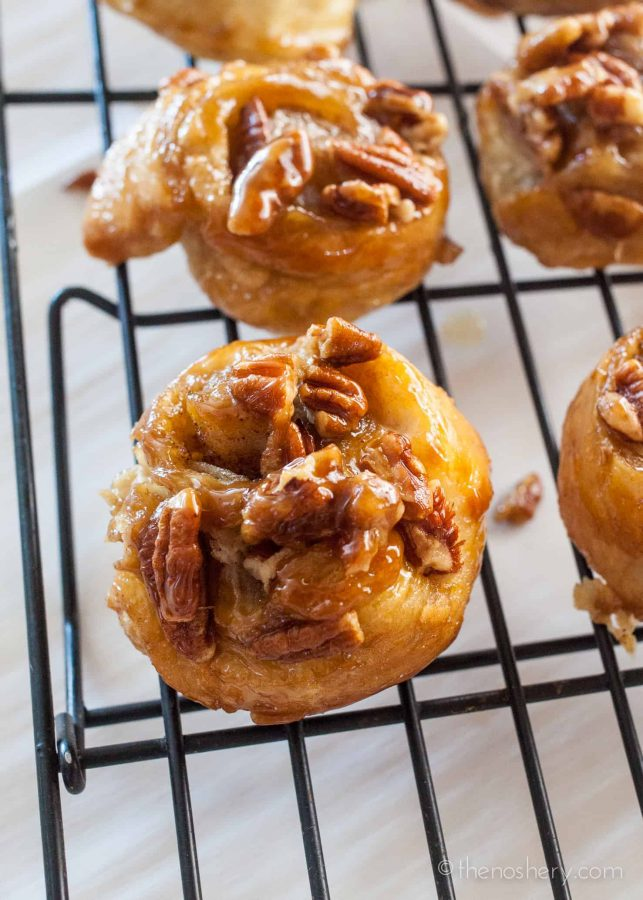 Easy Apple Sticky Buns | The Noshery