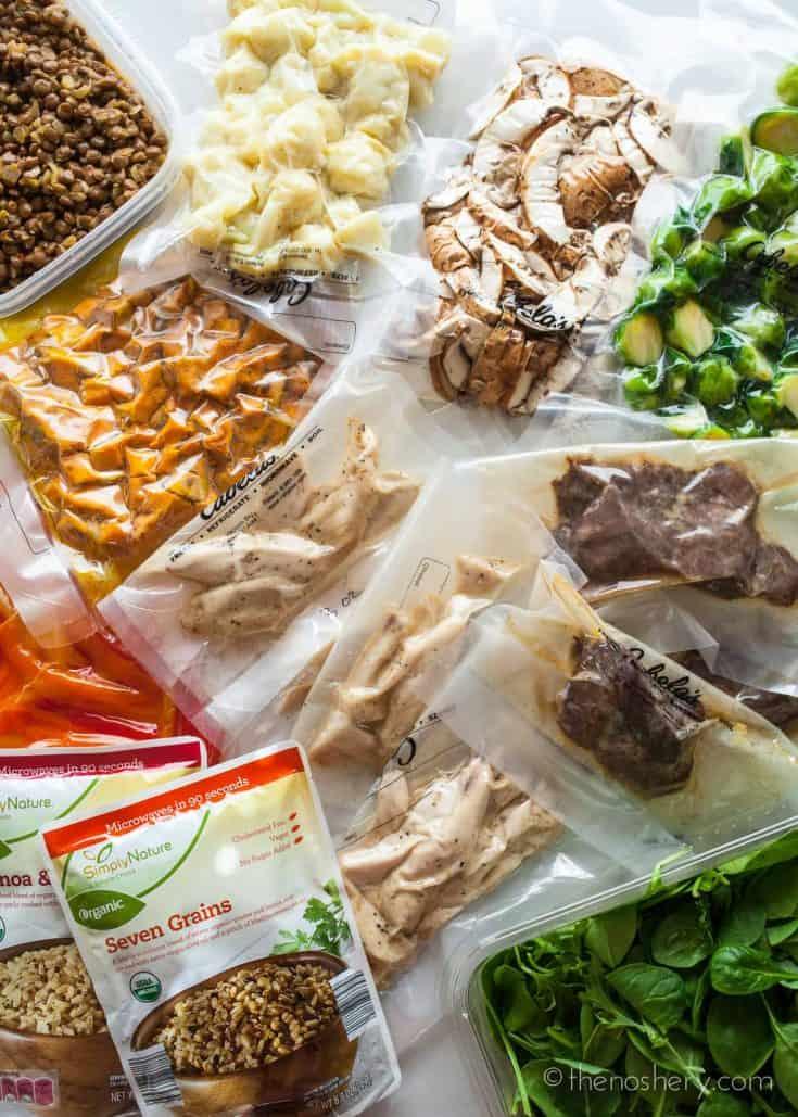 Meal Prep Braised Pork Loin Roast