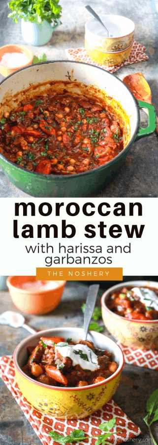Moroccan Lamb Stew | The Noshery