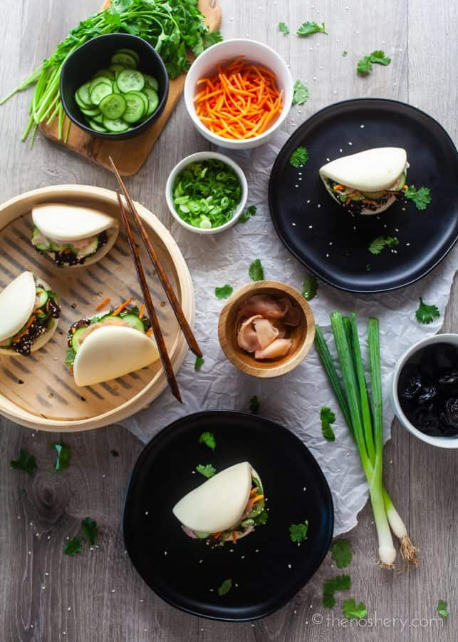 Pork Belly Buns | The Noshery