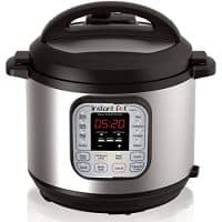 Instant Pot 6 Qt 7-in-1 Multi-Use Programmable Pressure Cooker, Slow Cooker