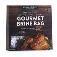 Urban Accents Gourmet Turkey Brining Bag, 3.2 Ounce