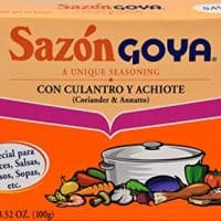 Goya Sazon Con Culantro Y Achiote, 3.5 oz