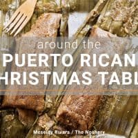 Around The Puerto Rican Christmas Table Ebook