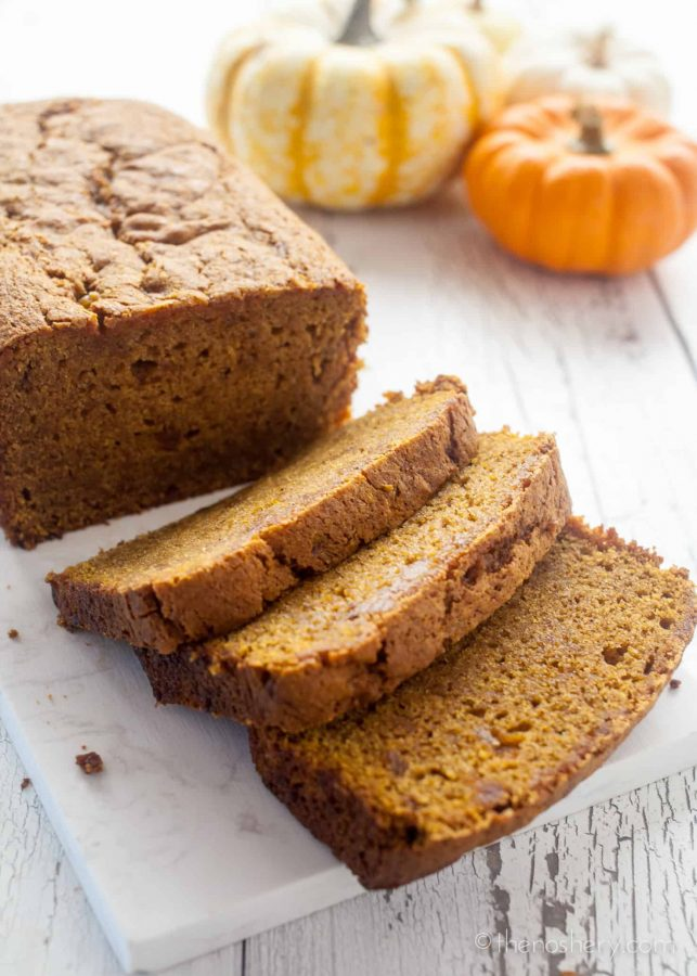 Brown Butter Pumpkin Bread | The Noshery