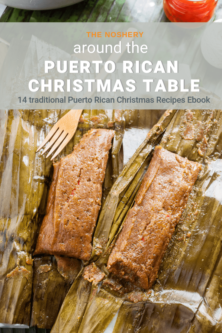 Christmas In Puerto Rico.Around The Puerto Rican Christmas Table Ebook 14 Traditional Puerto Rican Christmas Recipes The Noshery