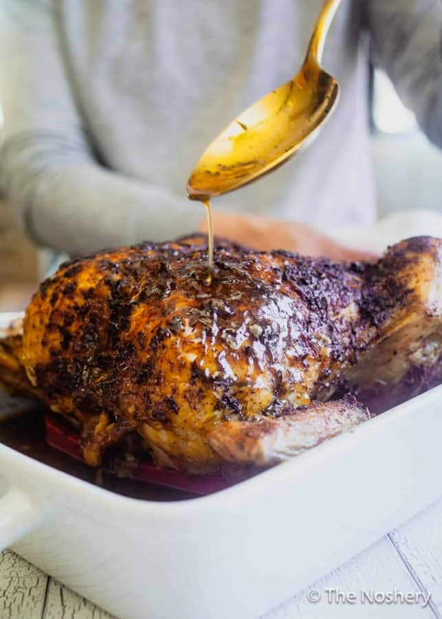 Oven Roasted Chicken   The Noshery