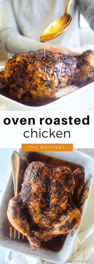 Oven Roasted Chicken | The Noshery