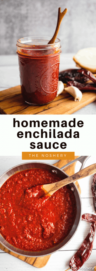 Homemade Enchilada Sauce | The Noshery