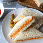 Sandwichito de Mezcla | Puerto Rican Party Sandwiches