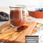 homemade harissa spice | The Noshery