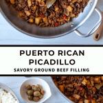 Puerto Rican Picadillo